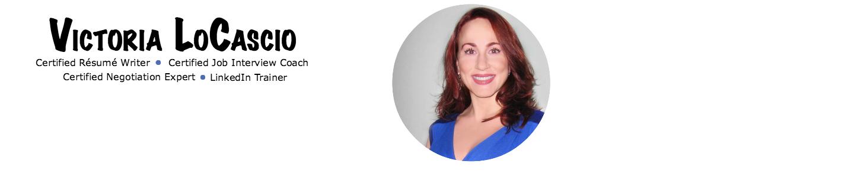 Victoria LoCascio • Boston's Best Certified Résumé Writer